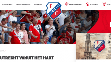 Photo of Administration of a soccer club: 10 years of FC Utrecht