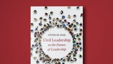 Photo of New book 'Civil Leadership as the Future of Leadership'