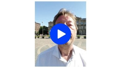 Photo of Lecturing and visiting thinktanks in Finland – video